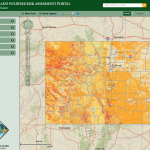 Colorado Wildfire Risk Assessment Portal