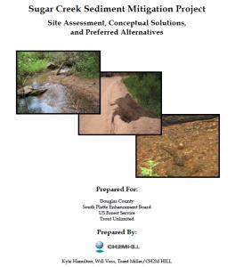 Sugar Creek Report