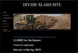 divide slash