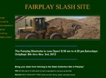 Fairplay Biomass Site