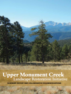 Upper Monument Creek