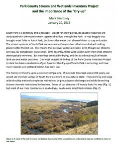 wetland inventory