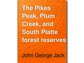 Forest Reserves - Book