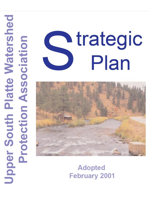 2001 Strategic Plan