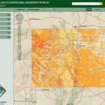 Colorado Wildfire Risk Assessment Portal