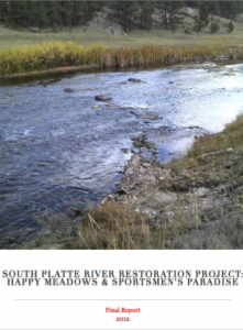 South-Platte-River-Restoration-Project-Final-Report-Happy-Meadows-Sportsman's-Paradise-241x300