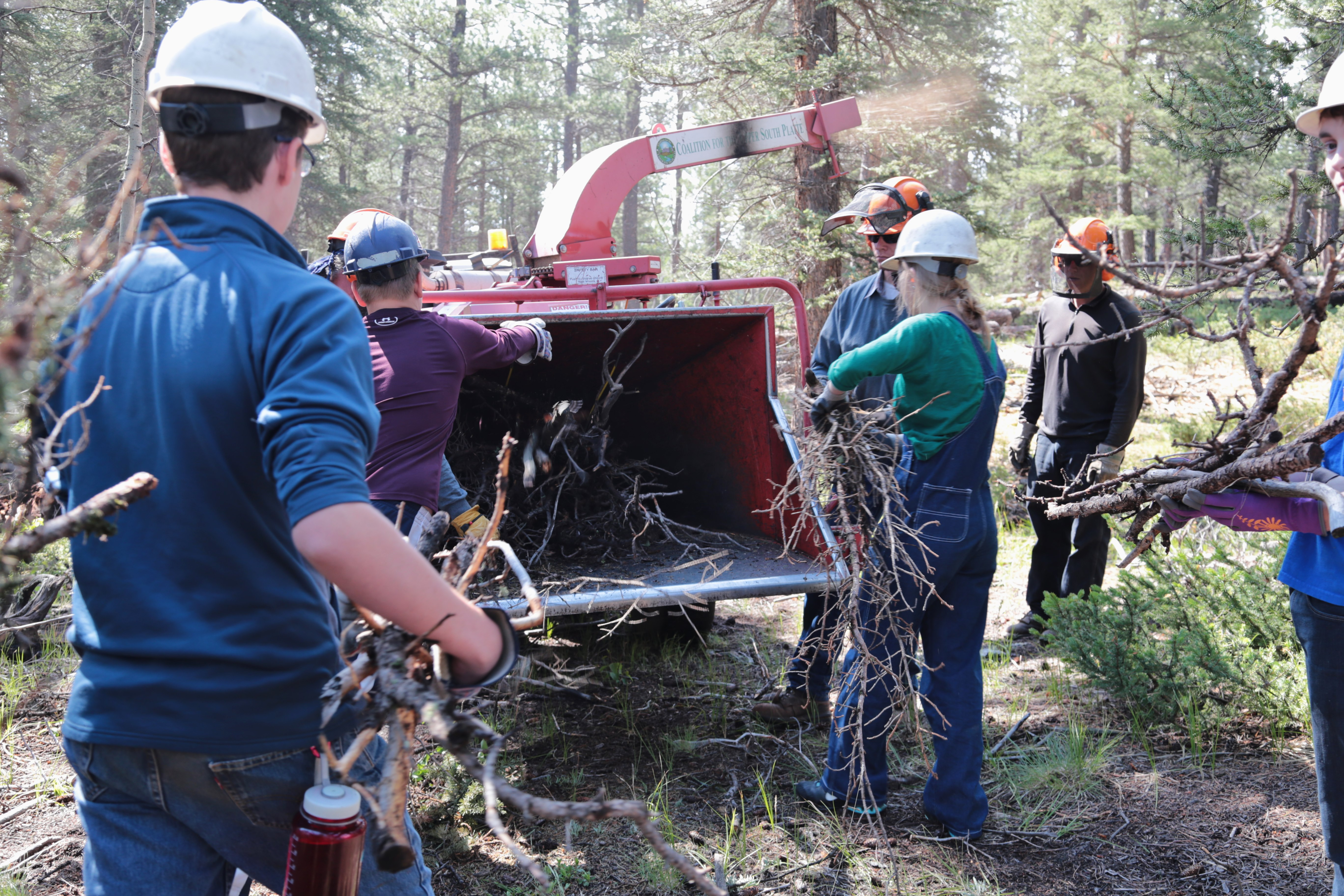 Wildfire mitigation work has many benefits including boosting local economies